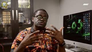Okechukwu Oku talks the making of BLACK ROSE MOVIE and his visions in Enugu Nigeria #coalcity1on1