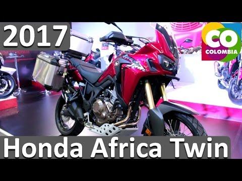 honda africa twin crf1000l 2017 ficha t cnica y. Black Bedroom Furniture Sets. Home Design Ideas