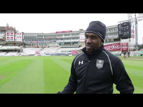 "Dwayne Bravo - "" I'm really excited to play for Surrey"""