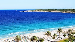 CALA MILLOR BEACH - MALLORCA. Castell de Mar Hotel Room Tour and the Best View From Our Balcony