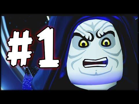 LEGO Star Wars The Force Awakens - Part 1 - Luke Skywalker (HD)