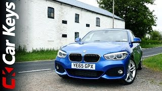BMW 1 Series 2016 review - Car Keys
