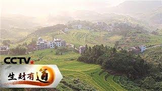 《生财有道》 20180521 乡村振兴中国行:走进江西上饶县 | CCTV财经