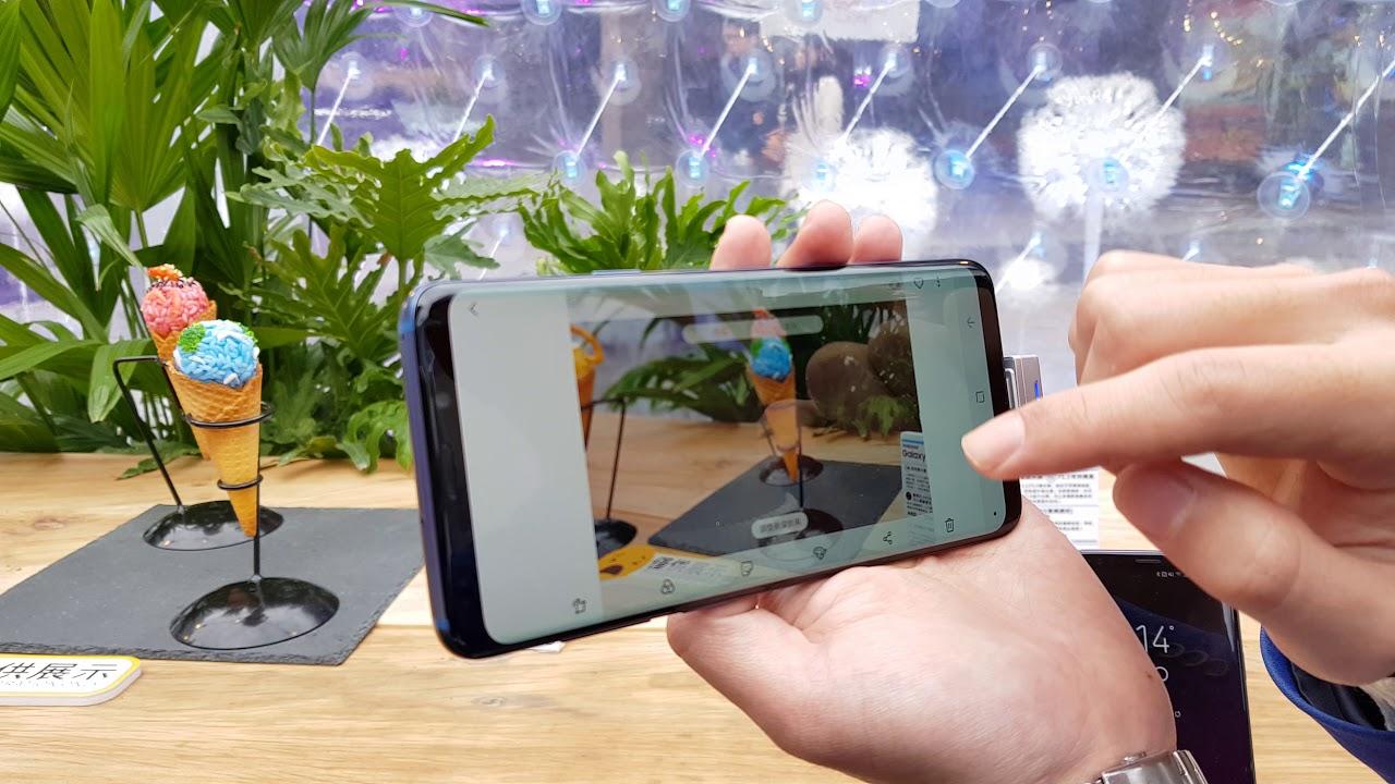 Galaxy S9+即時景深預覽與雙拍-ETtoday 3C - YouTube