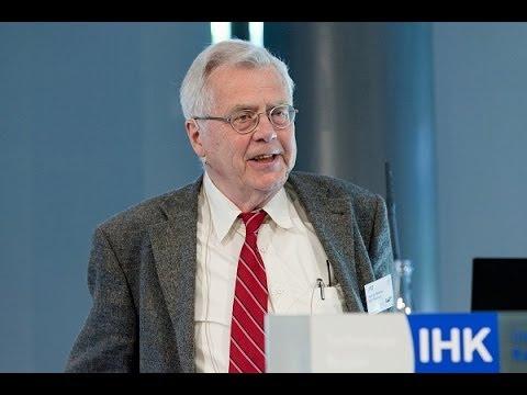 Giftgas und das Janusgesicht der Wissenschaft (Prof. Dr. Wolfram H.-P. Thiemann)