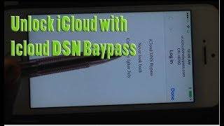 Free Unlock iCloud with iCloud DNS Bypass Work100% |  How to Unlock Icloud free 2017