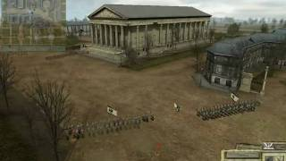 Imperial Glory GamePlay - Prussia vs. France