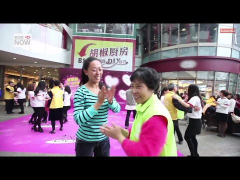 Visual Impairment Dance Therapy
