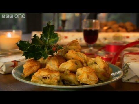Stilton Puffs  Nigel Slater's 12 Tastes of Christmas  Episode 1  BBC One