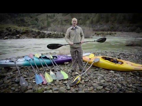 Paddles 101 - Materials