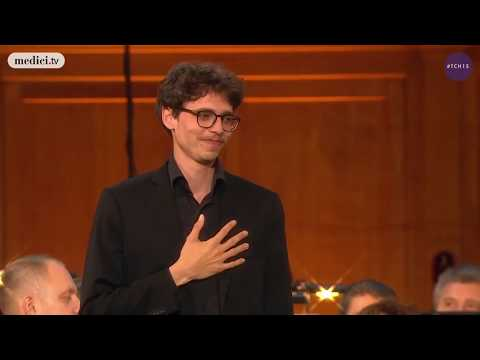 Lucas Debargue plays Tchaikovsky Sentimental Waltz, op  51 no  6   video 2015
