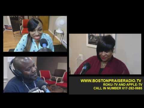 Apostle James Farmer Jr  joins co hosts Apostle Angela Smith & Pastor Lakeysha Egleston 8 24 16
