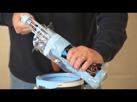 Paint Hacks: How to Reuse or Dispose of a Roller Cover