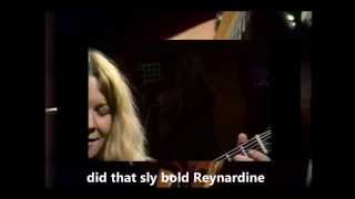 Fairport Convention Reynardine (lyrics)