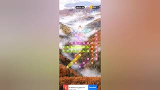 Word Search Game | Level 39 to 48 screenshot 4