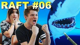 WIR ERLEDIGEN DEN HAI !! | Raft #06 | Spielkind Gaming