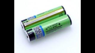 Розпакування товарів з #AliExpress. Огляд акумуляторних батарей #18650.