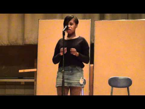 UMass Boston BSC Open Mic 2011