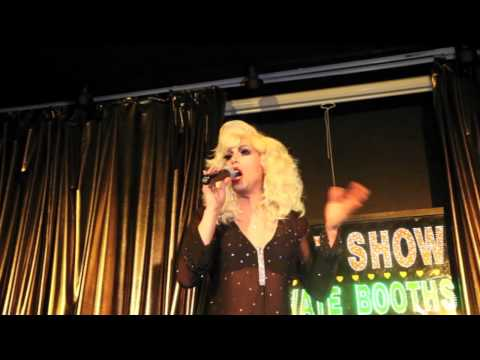 "Sherry Vine Performs Her Parody Of Madonna's ""Girl Gone Wild"" At Barracuda"