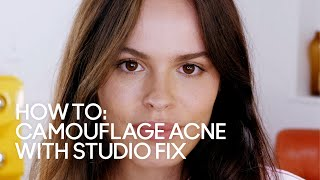 HOW TO: Camouflage Acne with Studio Fix | MAC Cosmetics