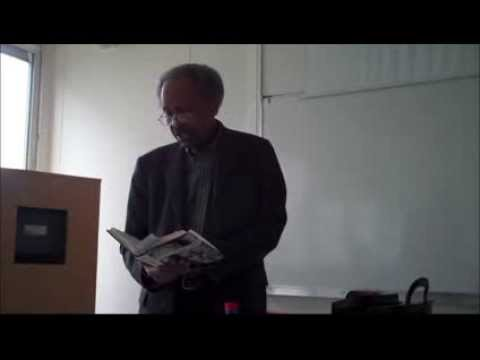 James A  Emanuel reads 3 poems: The Negro, The Treehouse, A View from the White Helmet