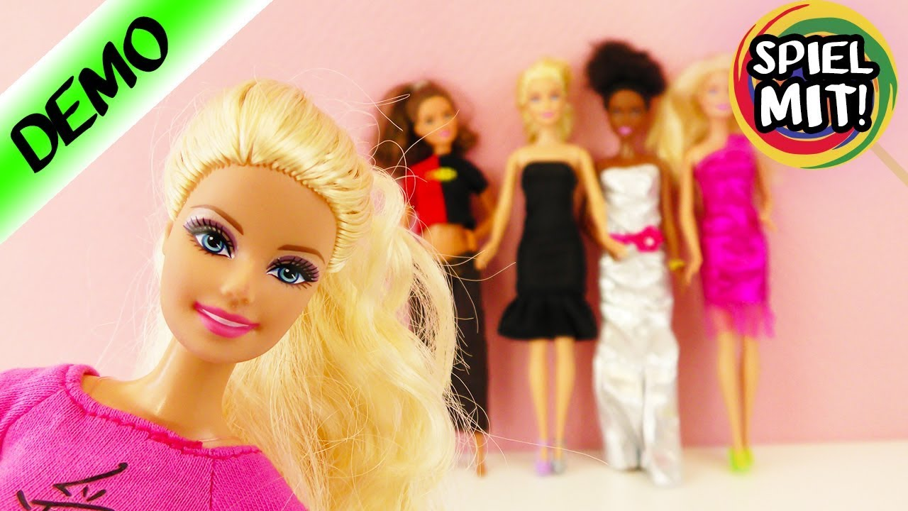 Atemberaubend Barbie Malbuch Spiele Zeitgenössisch - Malvorlagen Von ...