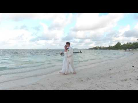 Mauritius wedding Veroday.com Longbeach hotel golf spa resort