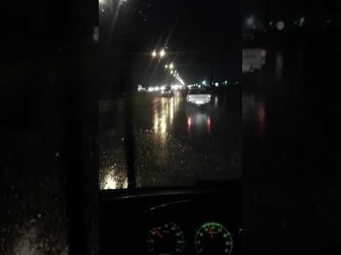 Saudi heavy rain @ riyadh (riyal)