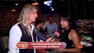 Baixar La nueva generación de humoristas de Miami - América TeVé