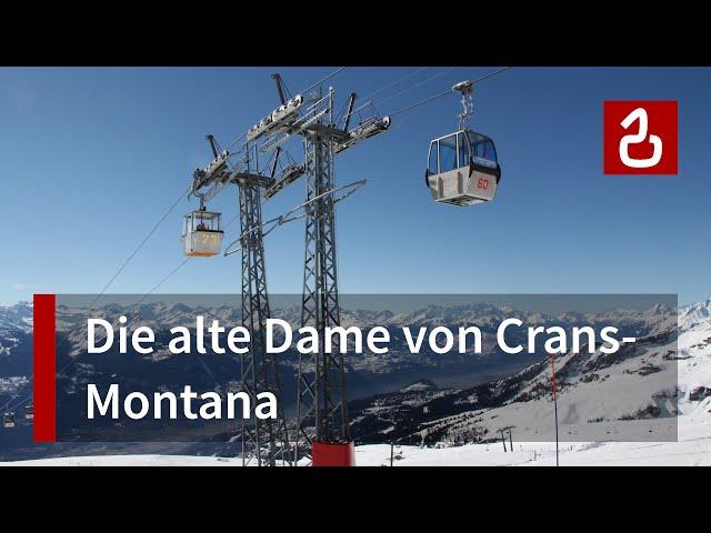 Kabinenbahn Aminona - Petit Mont Bonvin (Crans-Montana)