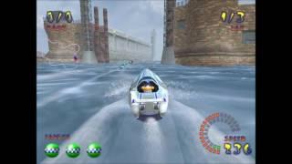 Jetboat Superchamps 2 - HD Soundtrack - Harbour Track