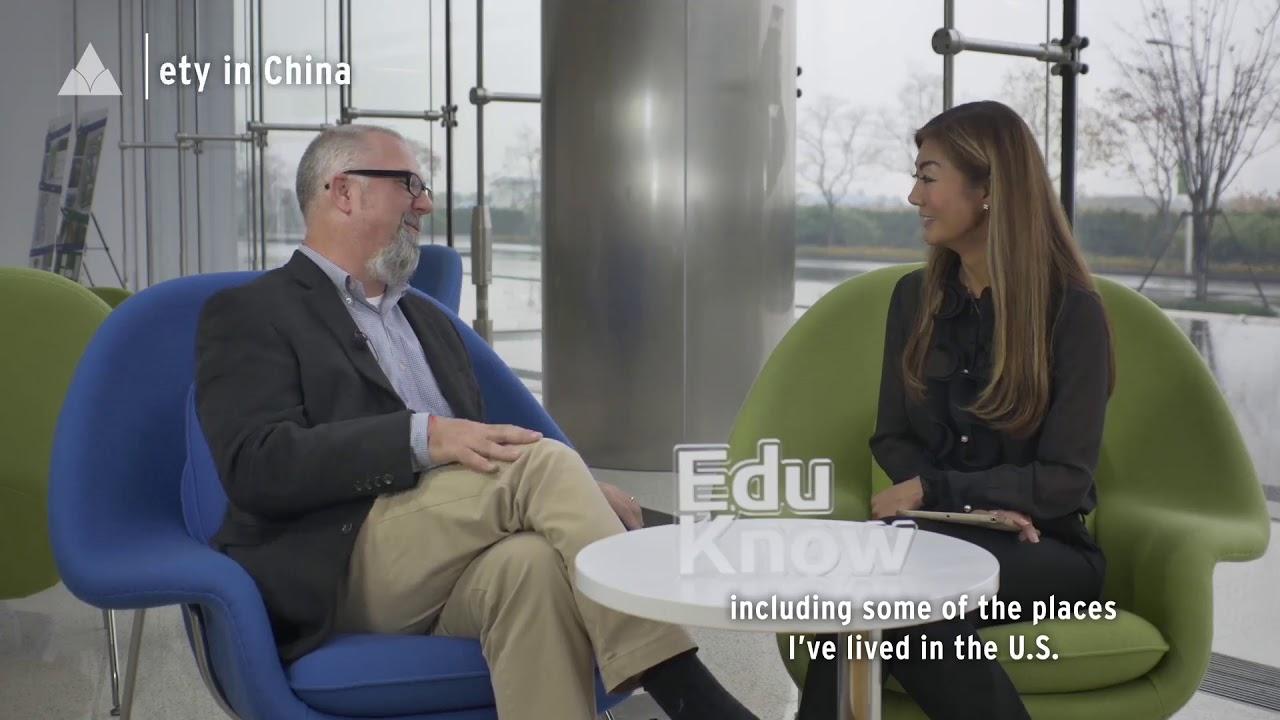 International Students at Duke Kunshan University: Q&A with Russell Davis