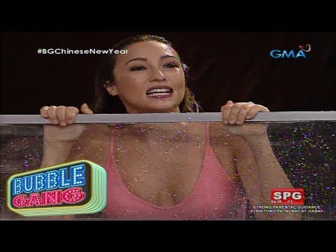 Bubble Gang: Solenn Heussaff gets wet!