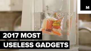 The Most Useless Gadgets of 2017