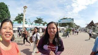 Sister Aimee's Arrival At Dumaguete Port Negros Oriental Philippines