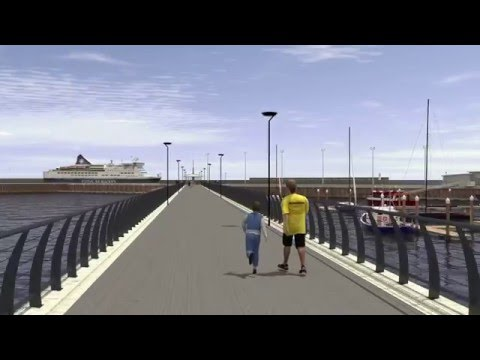 Delivering the Vision - Dover Western Docks Revival Animation