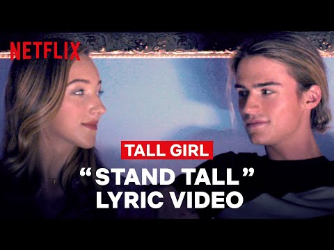 Stand Tall Official Lyric Video By VOILÀ Ft. Ava Michelle | Tall Girl