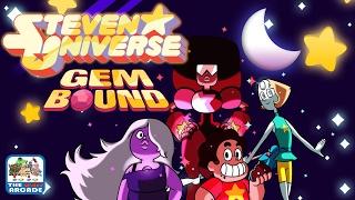 Steven Universe: Gem Bound - Crash Course In Being A Hero (Cartoon Network Games)