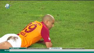 Galatasaray 5-6 Akhisarspor | Süper Kupa 2018 | ÖZET | a spor | 05.08.2018