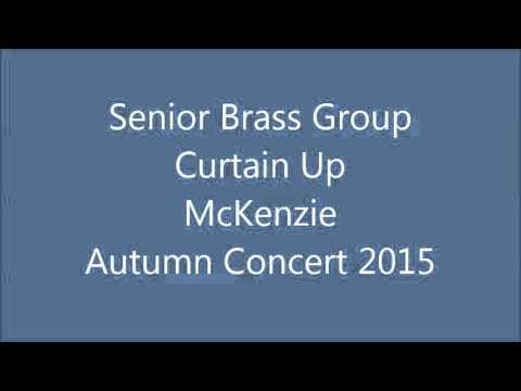 Senior Brass Group - Curtain Up