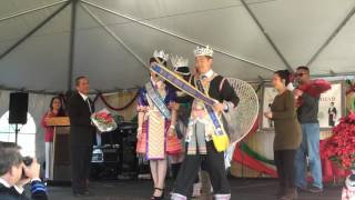The Crowning of Miss Hmong Southern California 2017