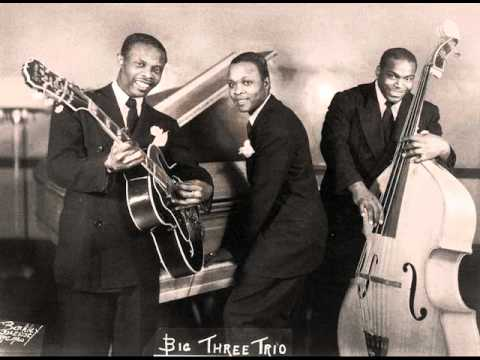 Big Three Trio - Just Can't Let Her Be