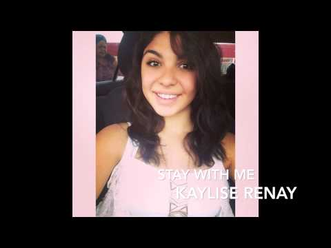Sam Smith Stay With Me- Cover by Kaylise Renay