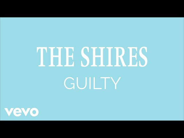 Guilty (Audio)