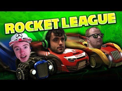 Rocket League #3: Matt the Team Player!