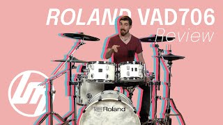 Roland V-Drums VAD-706 Review | Better Music