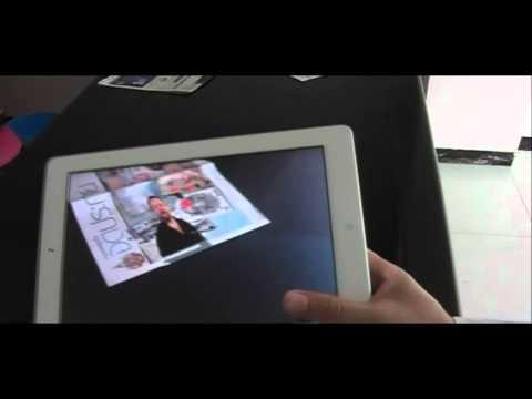 Augmented Reality Newspapers II