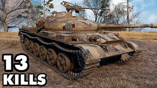 Object 140 - 13 Kills - World of Tanks Gameplay