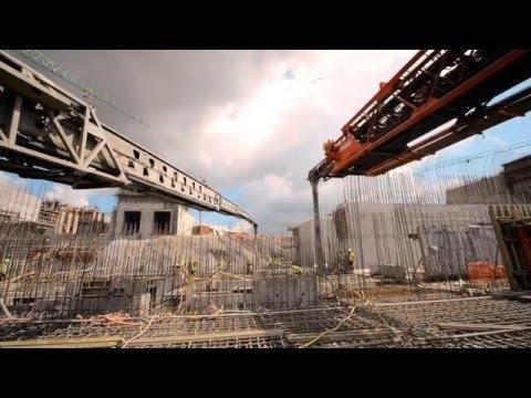 Panama Canal Expansion Progress Update - February 2016