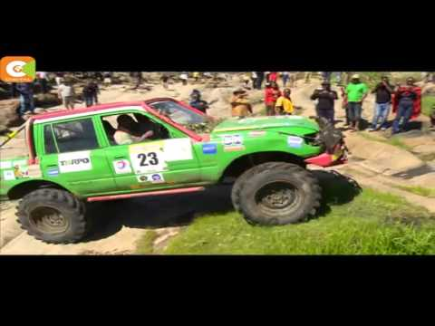 Rhino Charge Record Two Indigenous Kenyan Teams Raise Highest Amount In Rhino Charge's History